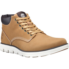 Timberland Bradstreet Chukka Leather Shoes Herren wheat nubuck